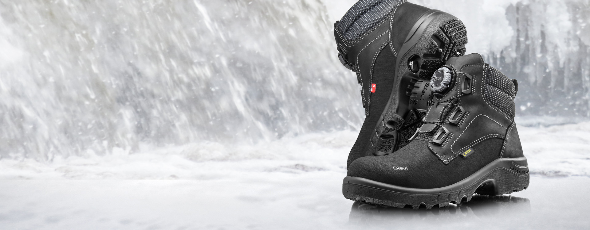 SIEVI Safety Shoes, Safety Boots, Safety Footwear » Sievin