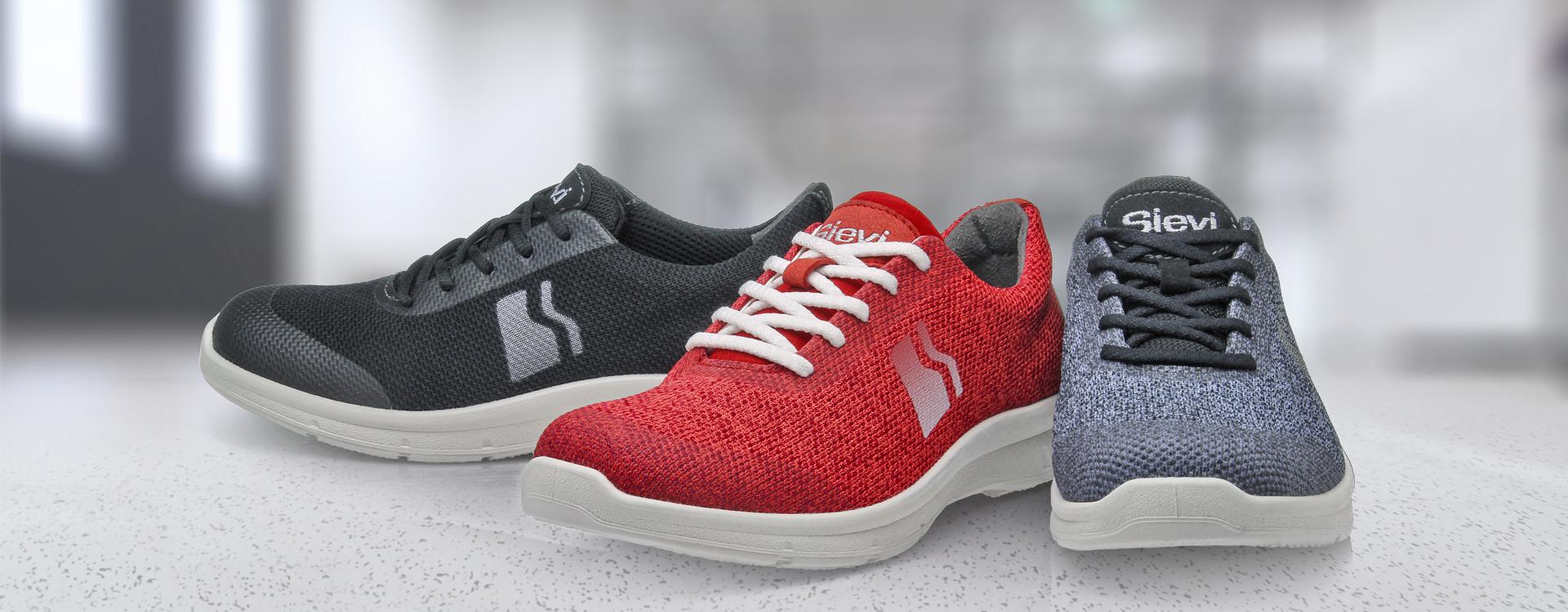 Sievi er den ledende produsenten i Nord Europa av sko, med